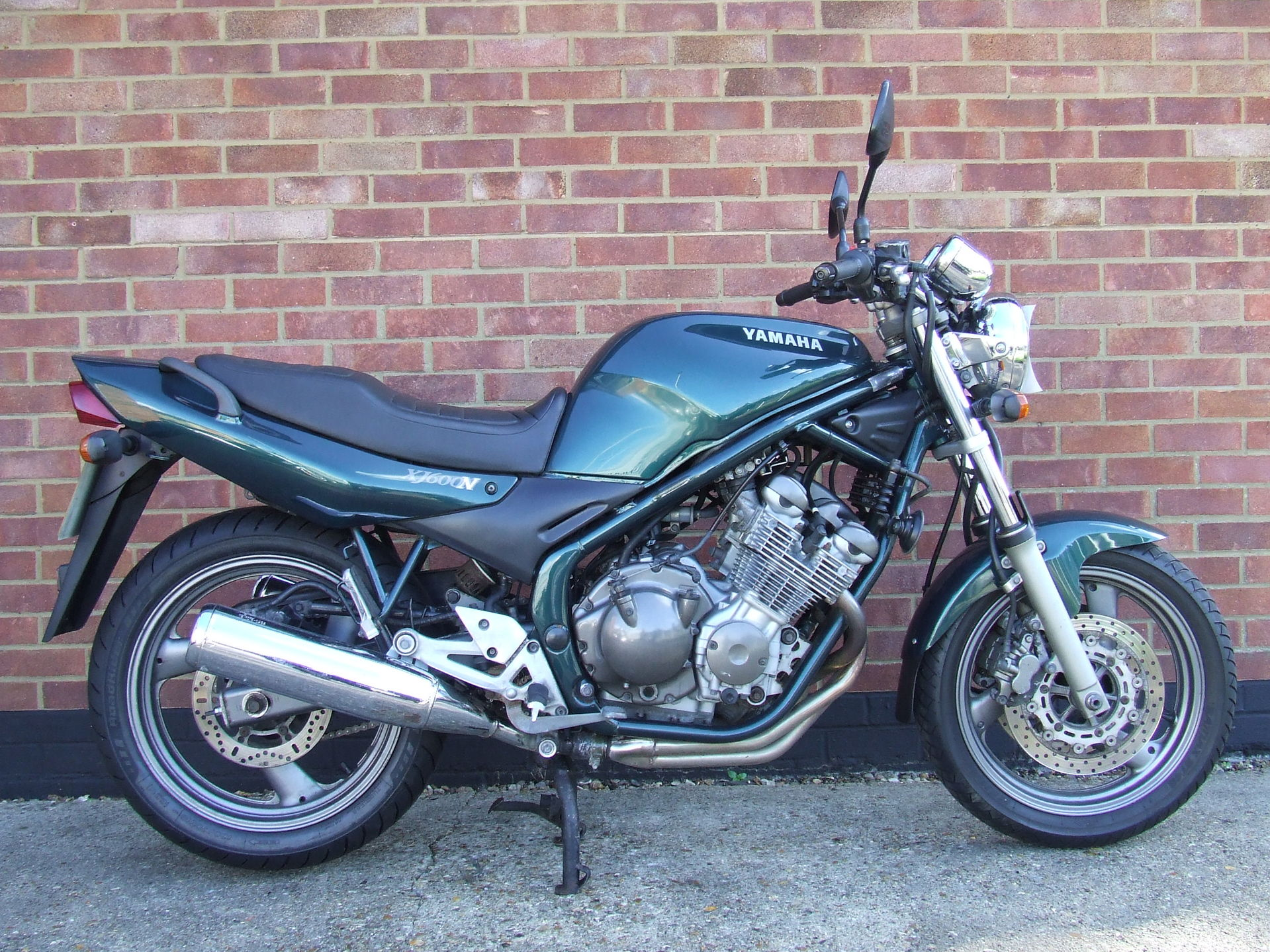 1994 yamaha xj 600 s pics specs and information. Black Bedroom Furniture Sets. Home Design Ideas
