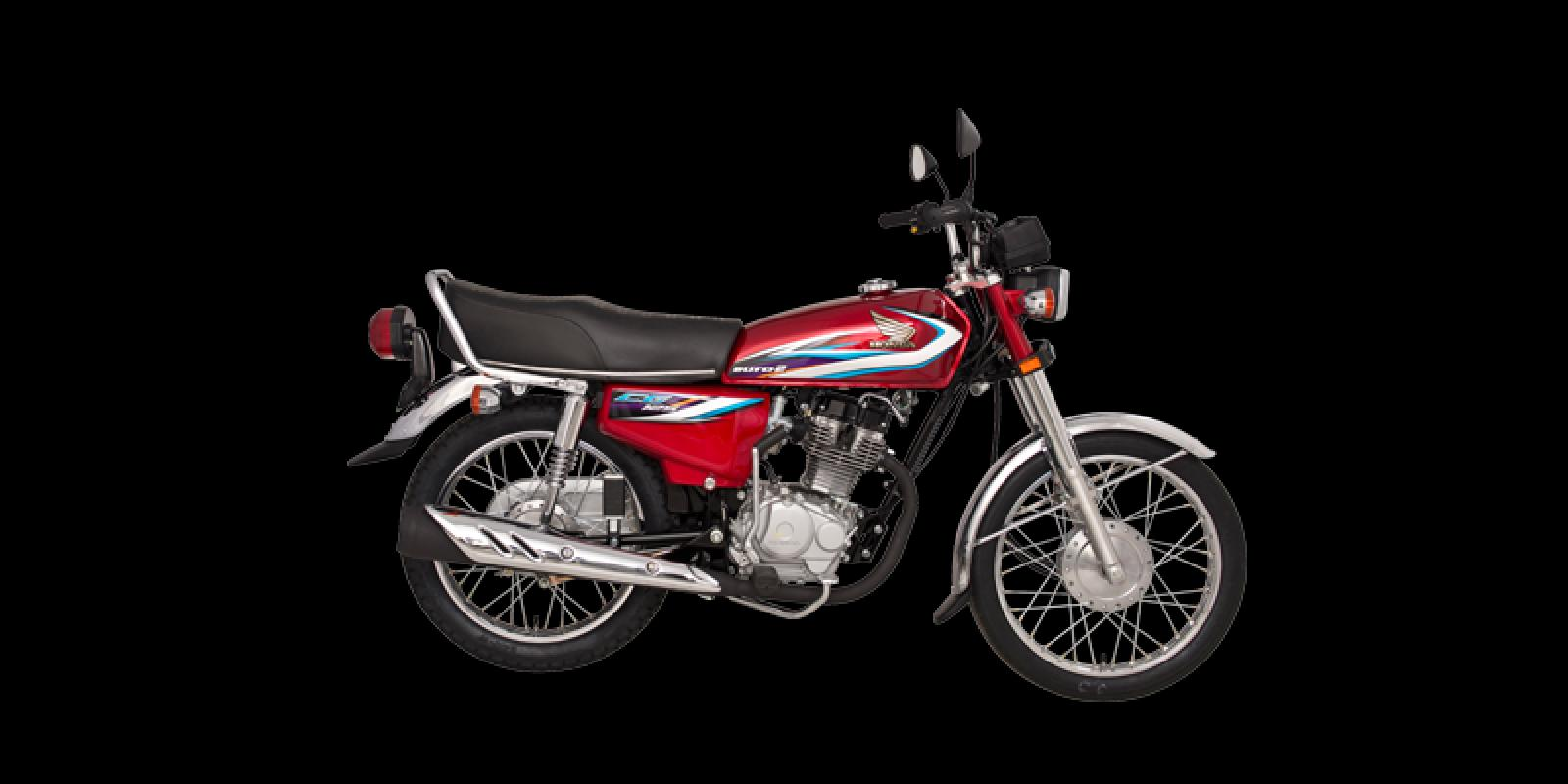 Atlas Honda CG 125 - Millenium Power 2000 images #93433