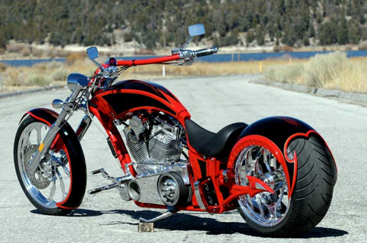 Big Bear Choppers Rage 100 Smooth Carb images #63903
