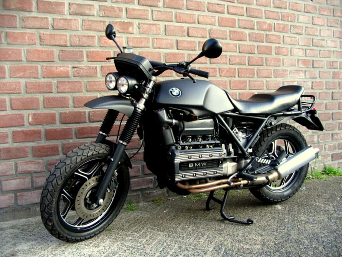 BMW K100LT 1987 wallpapers #132955