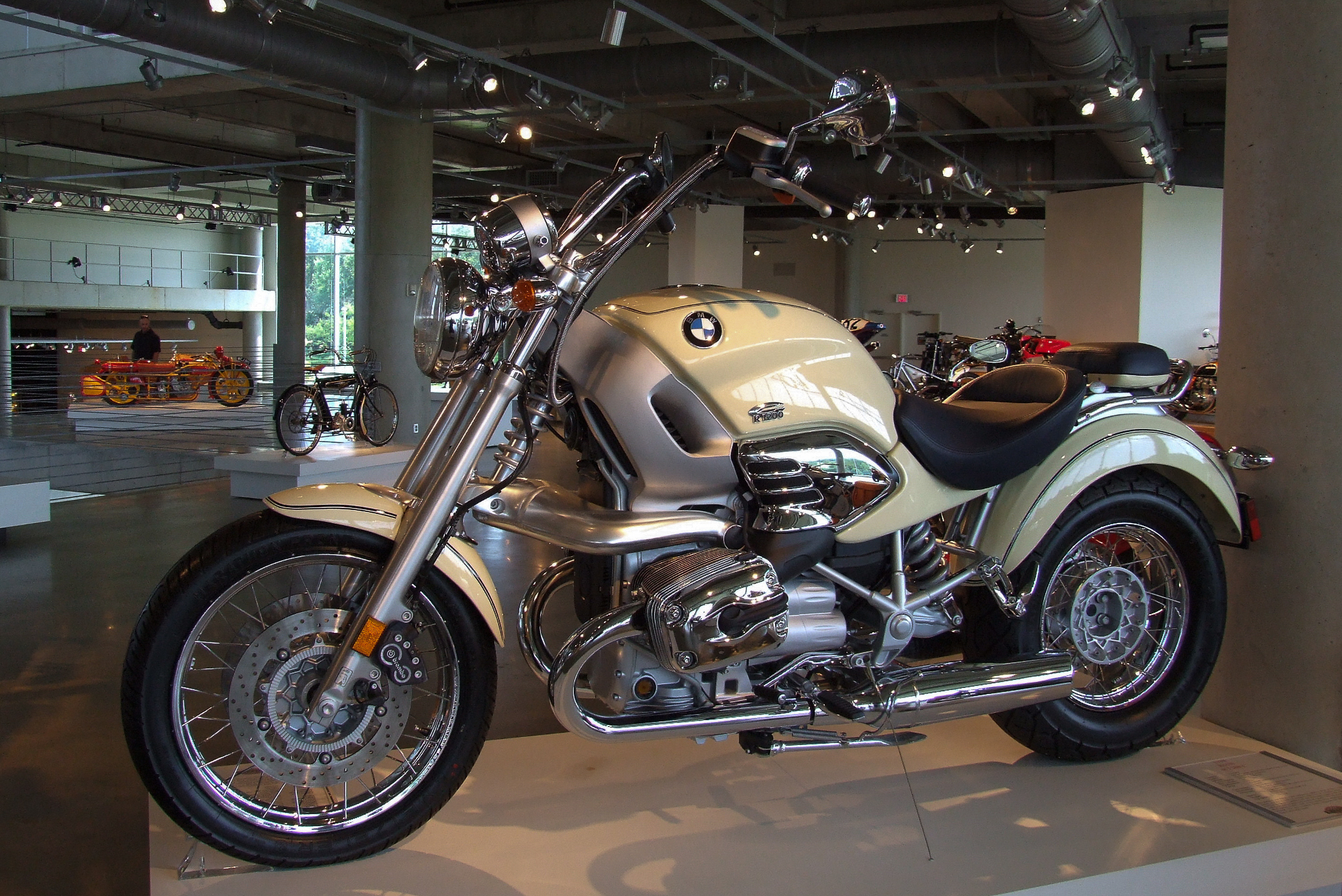BMW R1200C Classic 1998 wallpapers #133549