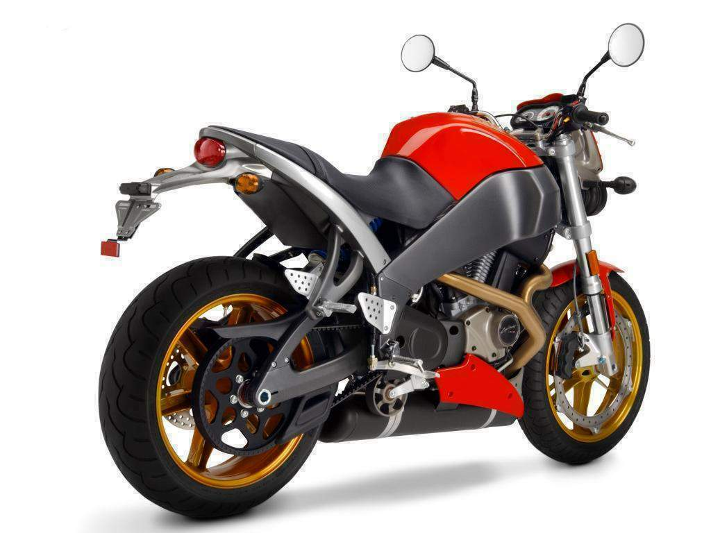Buell Lightning XB12S 2004 images #93923