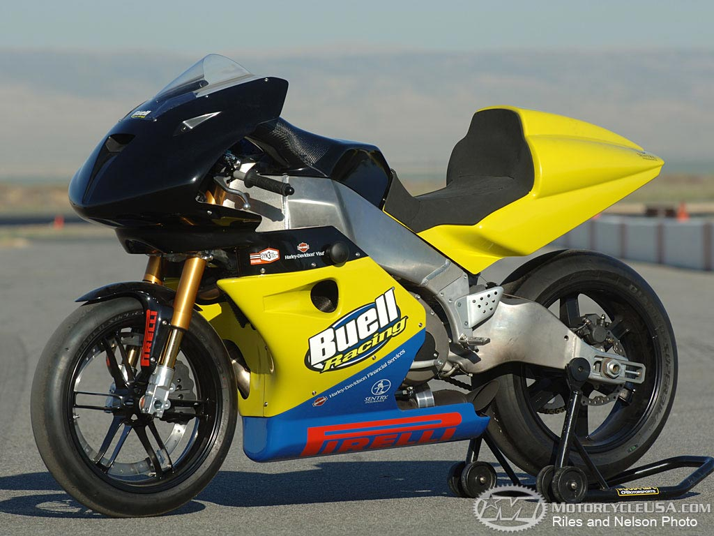 Buell XBRR 2006 images #68170