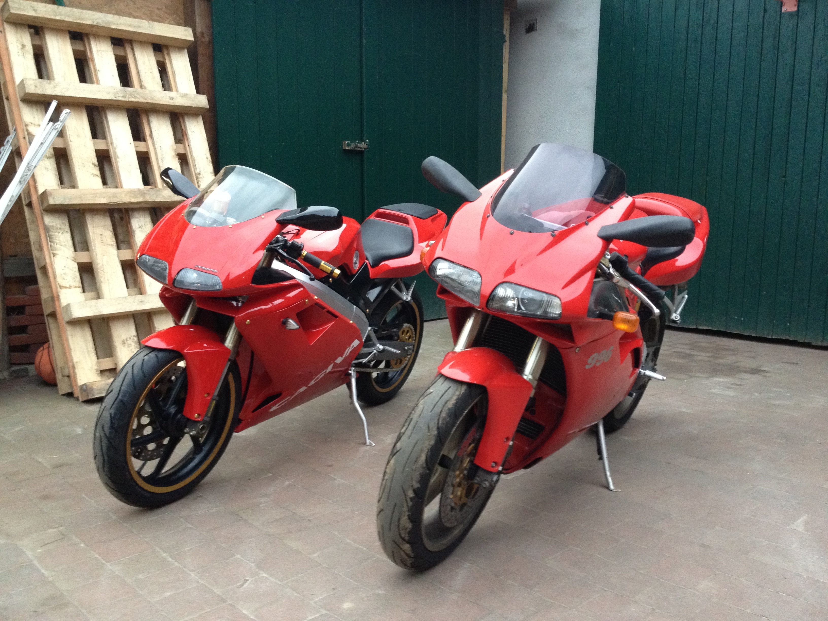 Cagiva Planet 125 1999 images #67381