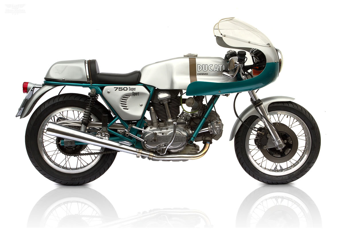Ducati 750 SS images #9946