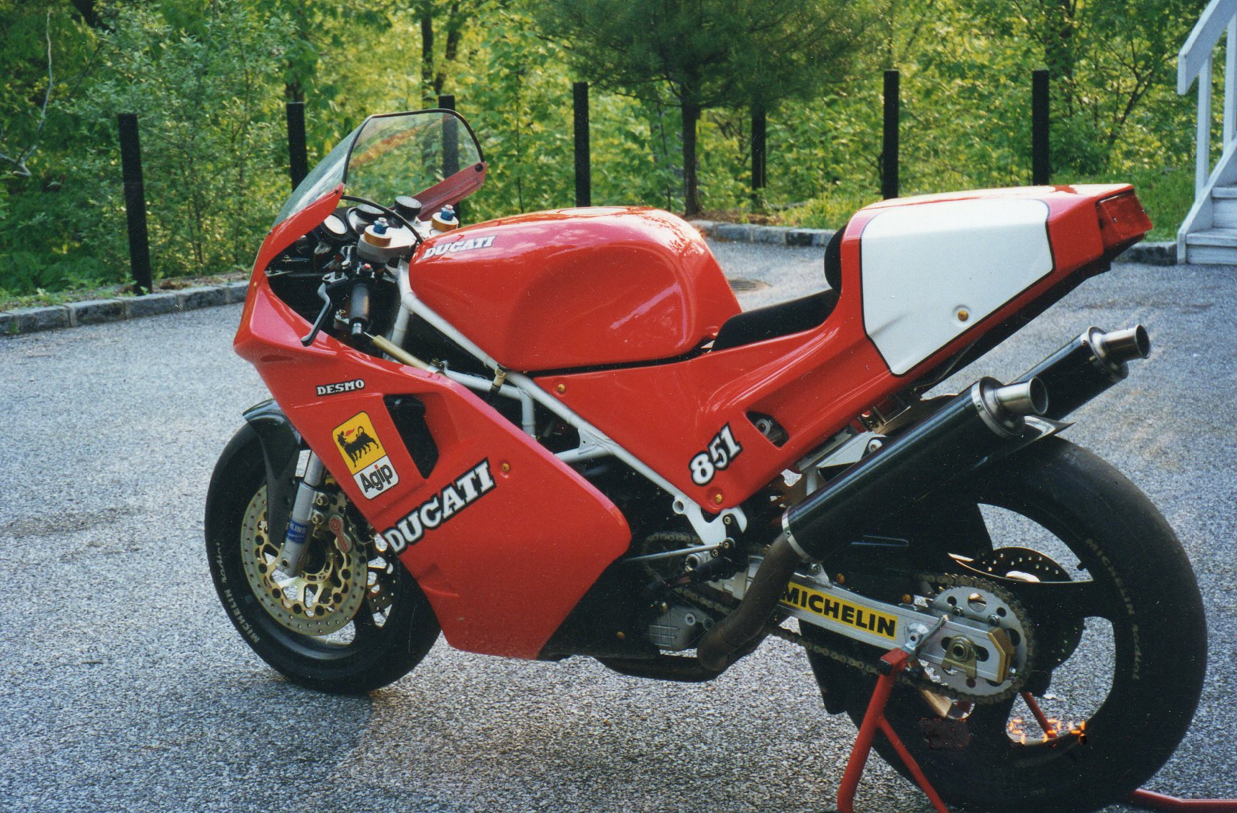 Ducati 851 SP 3 wallpapers #10643