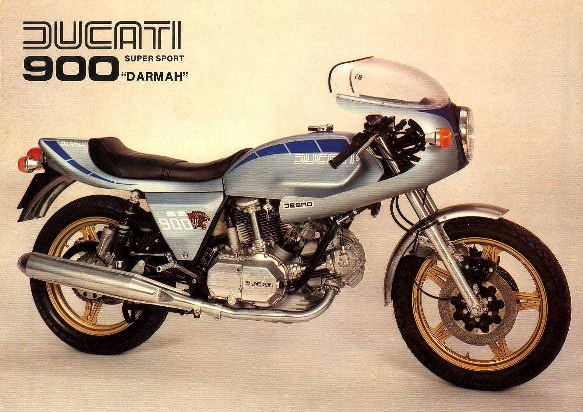 Ducati 900 SD Darmah 1979 wallpapers #10543