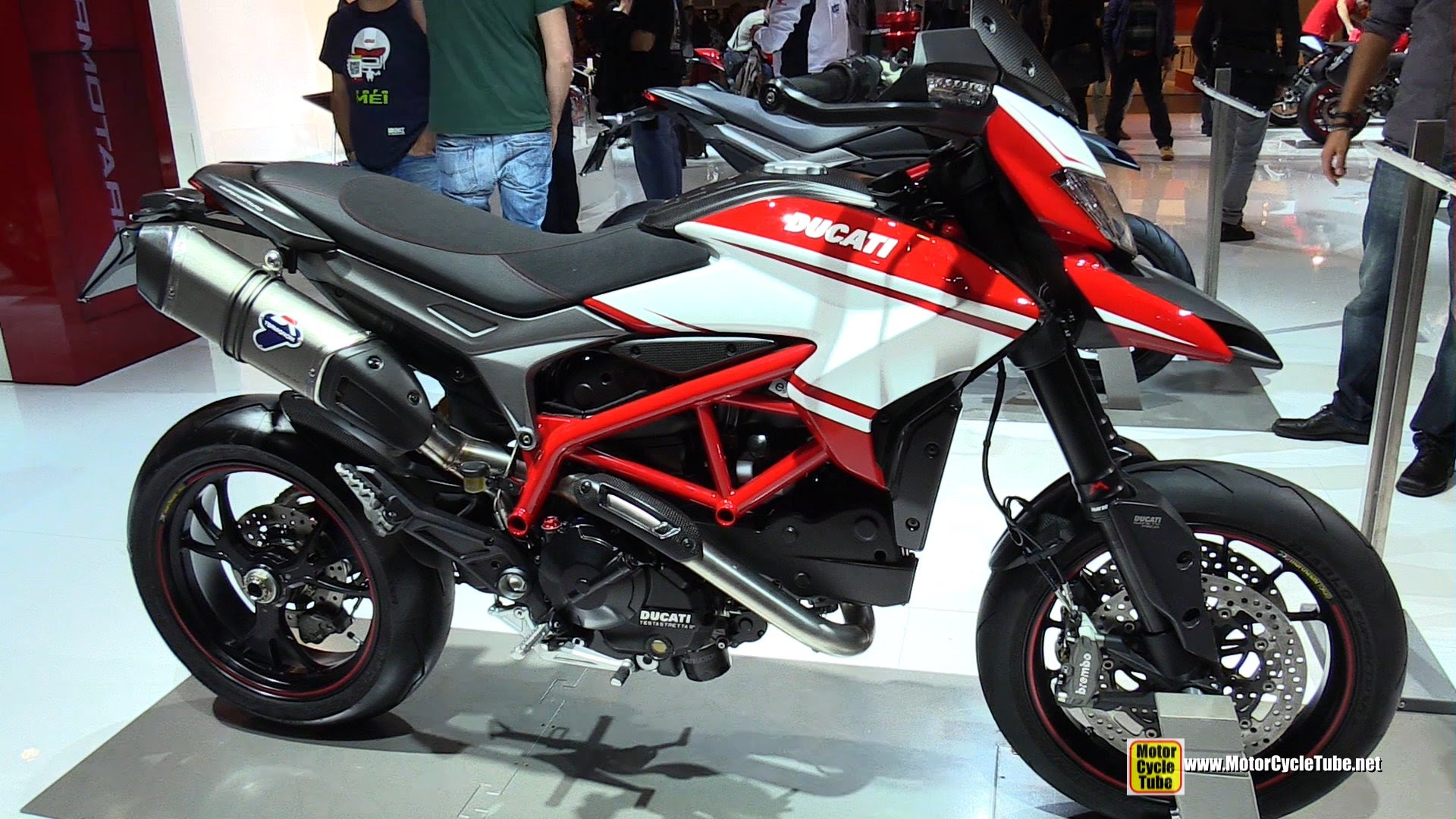 Ducati Hypermotard SP 2015 images #79642