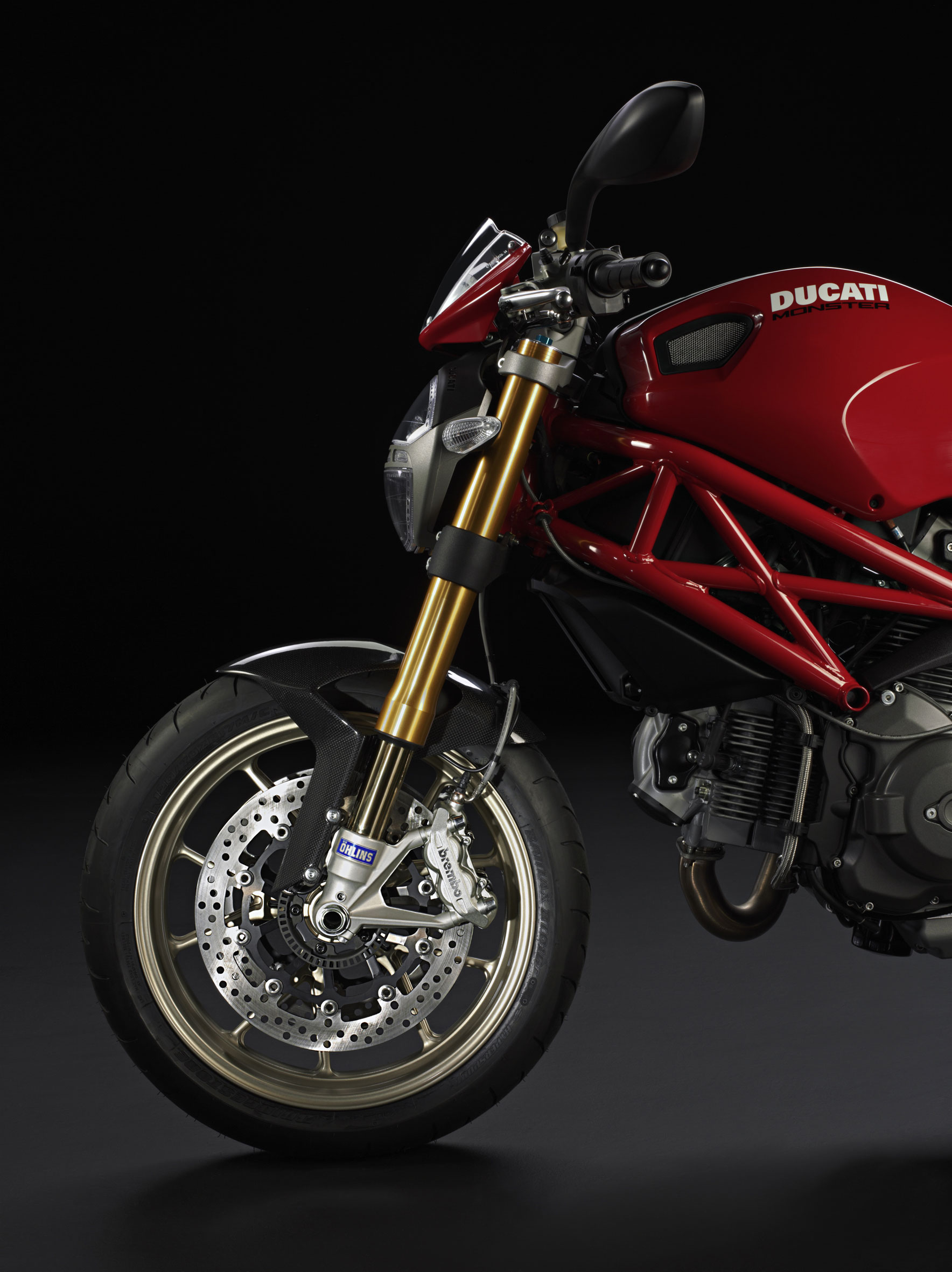 Ducati Monster 1100 S 2010 images #79345