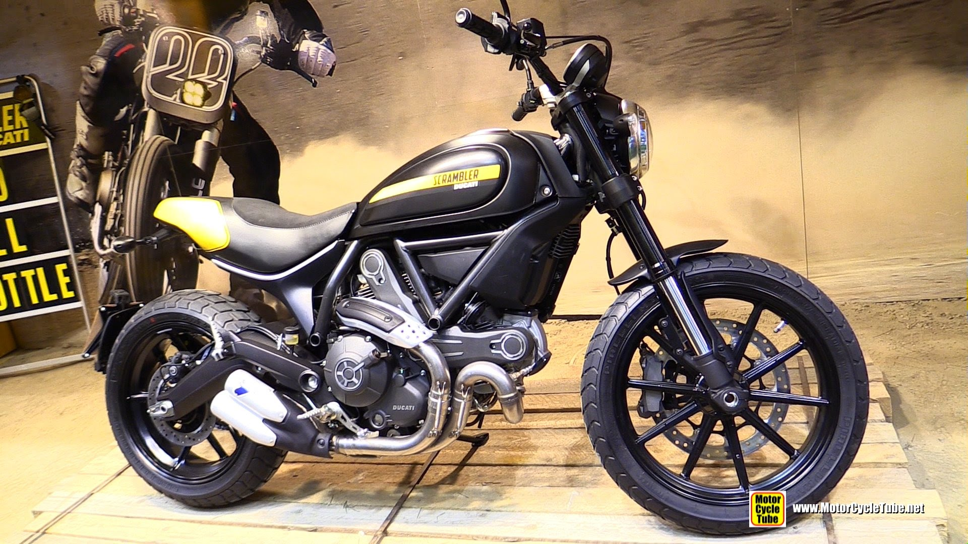 Ducati Scrambler Full Throttle 2015 wallpapers #13426