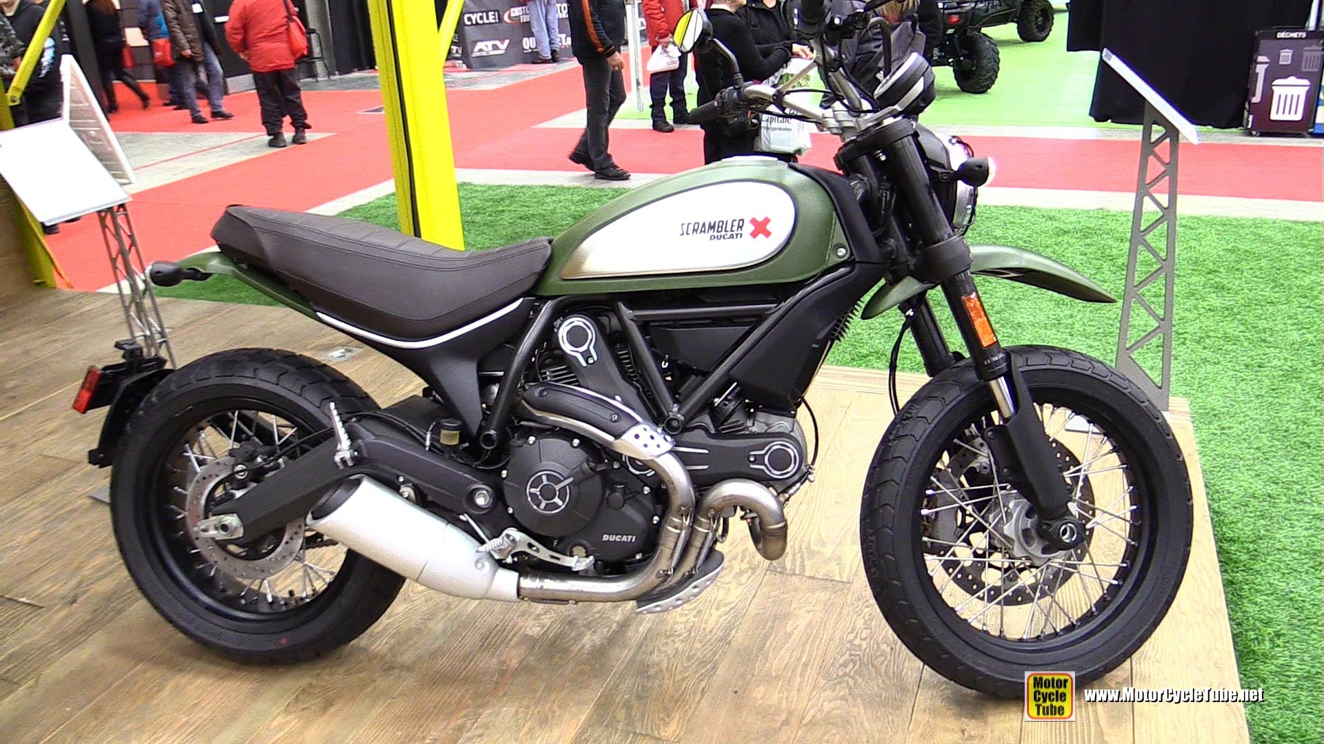 Ducati Scrambler Urban Enduro 2015 wallpapers #13525