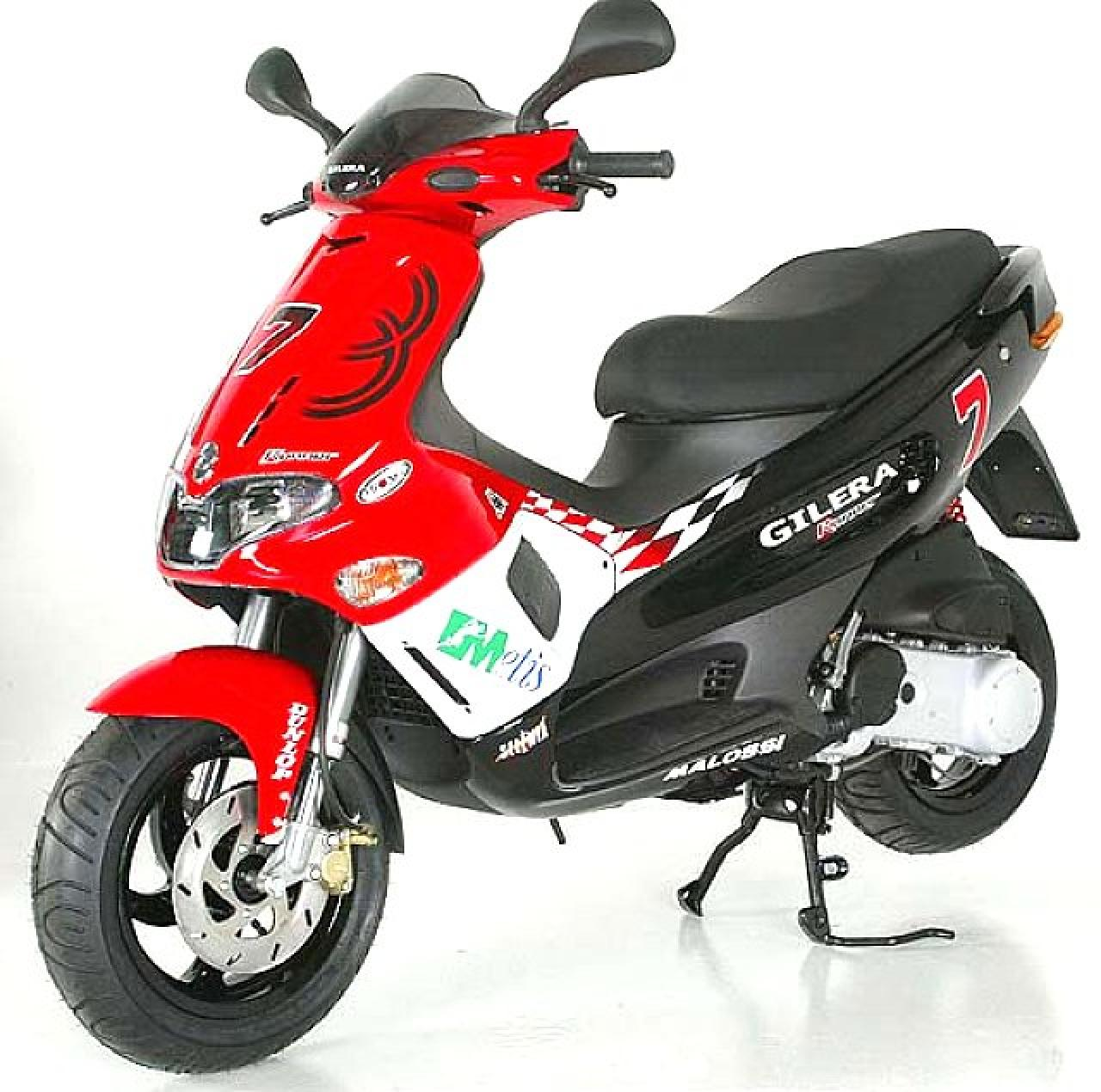 Gilera Runner Racing Replica 2006 images #96207