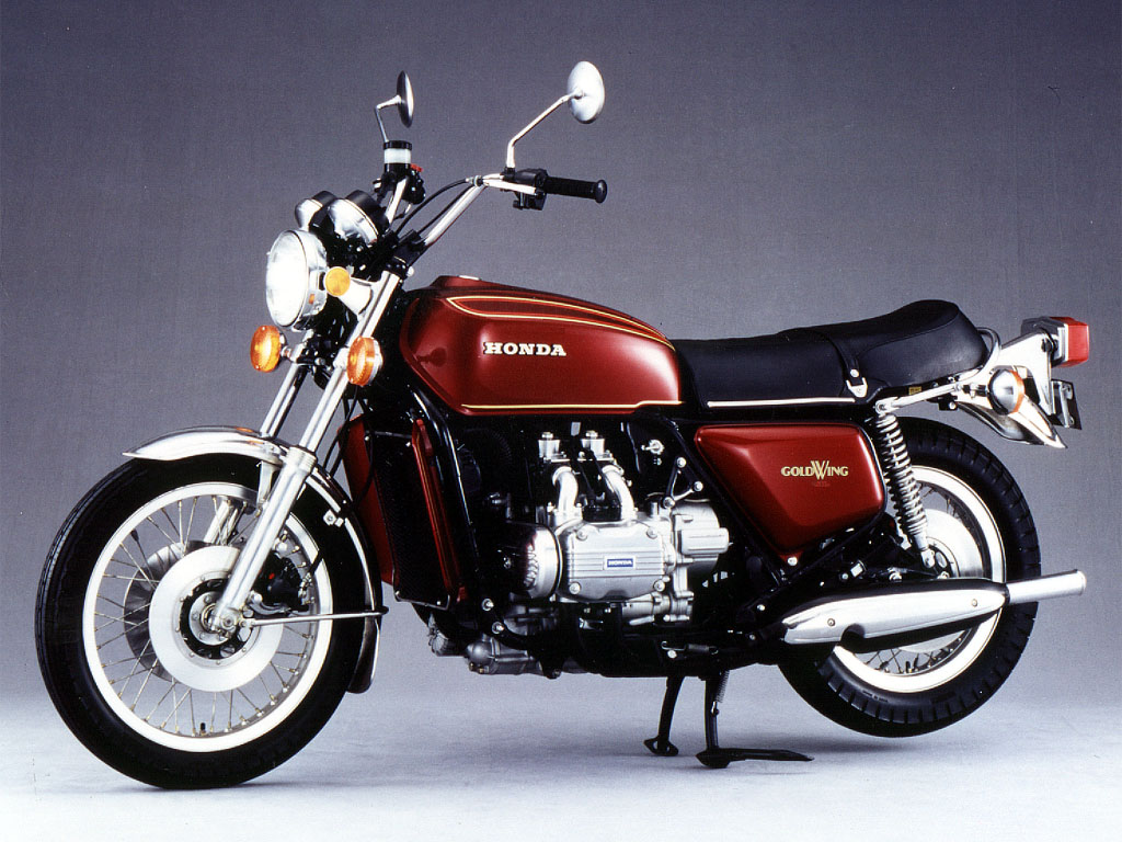 Honda GL 1100 Gold Wing 1982 images #81230