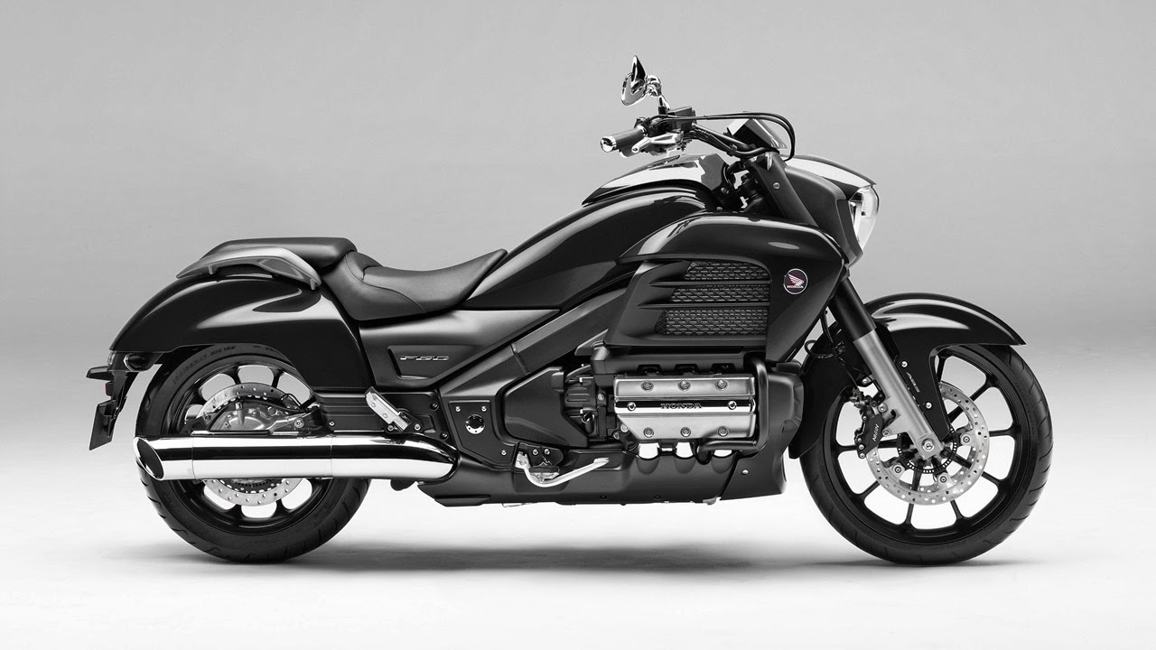 Honda Gold Wing F6C 2015 images #83211