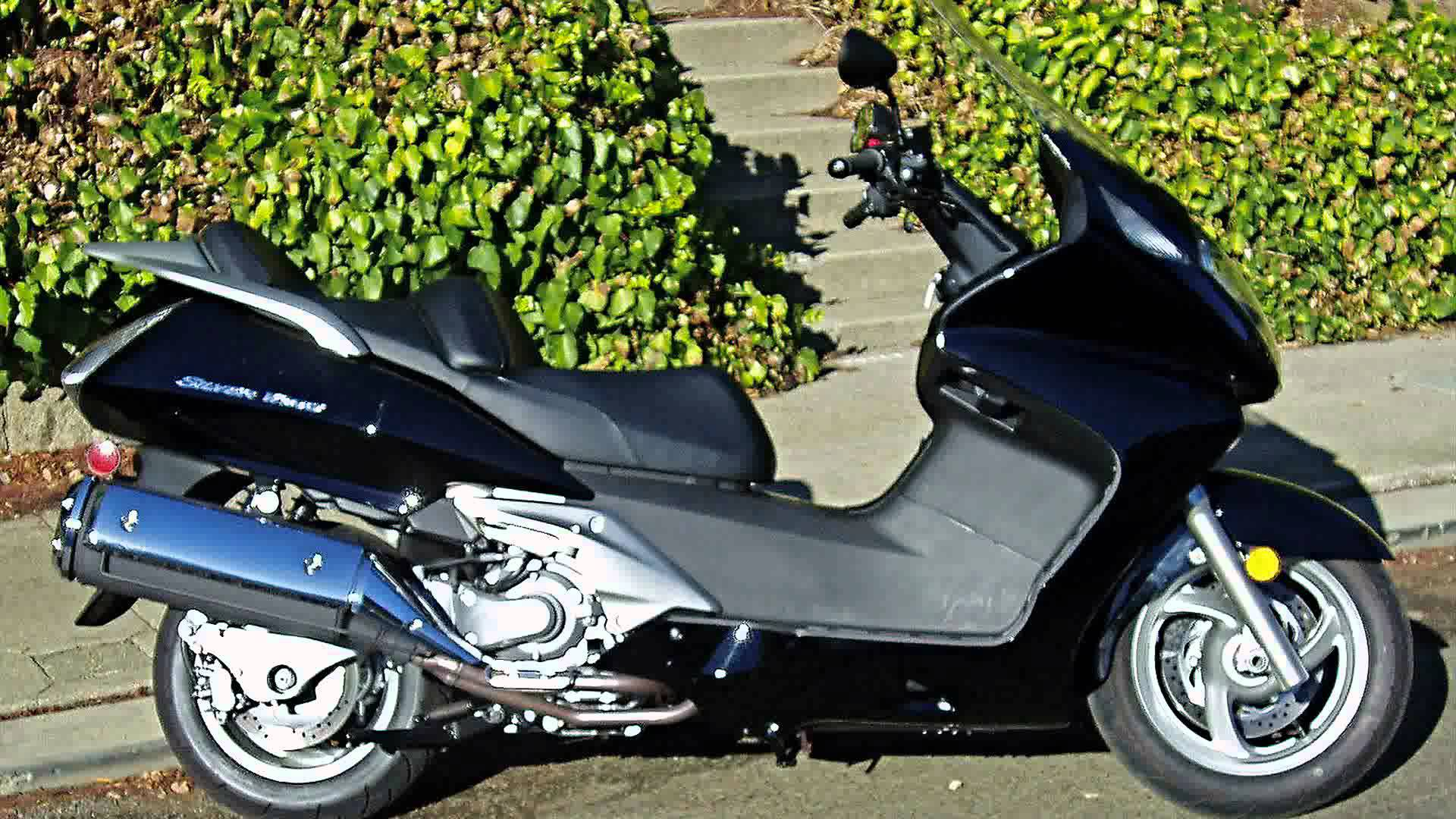 Honda Silver Wing 2007 images #83015