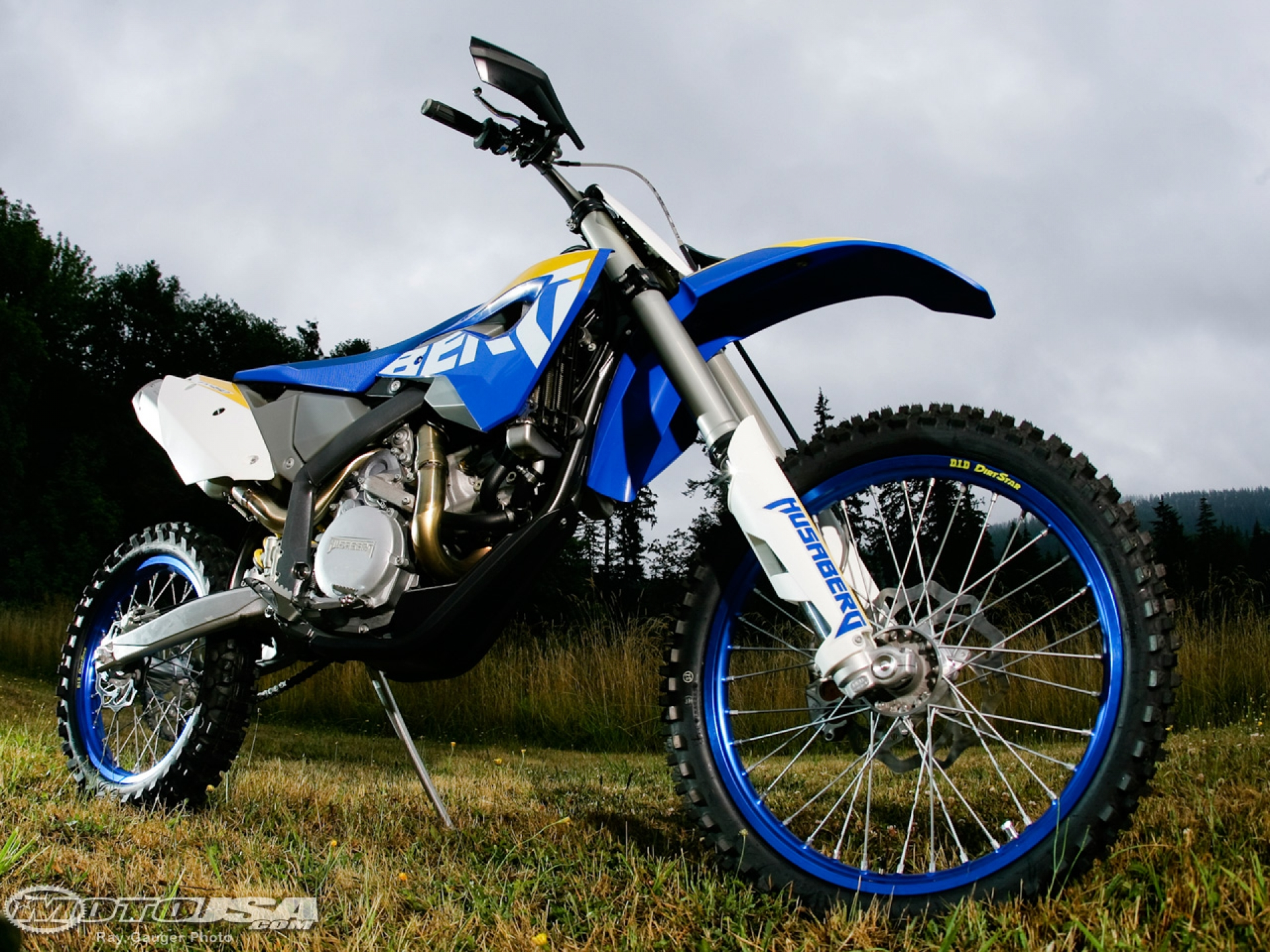 Husaberg FC 550 / 6 2002 wallpapers #137510