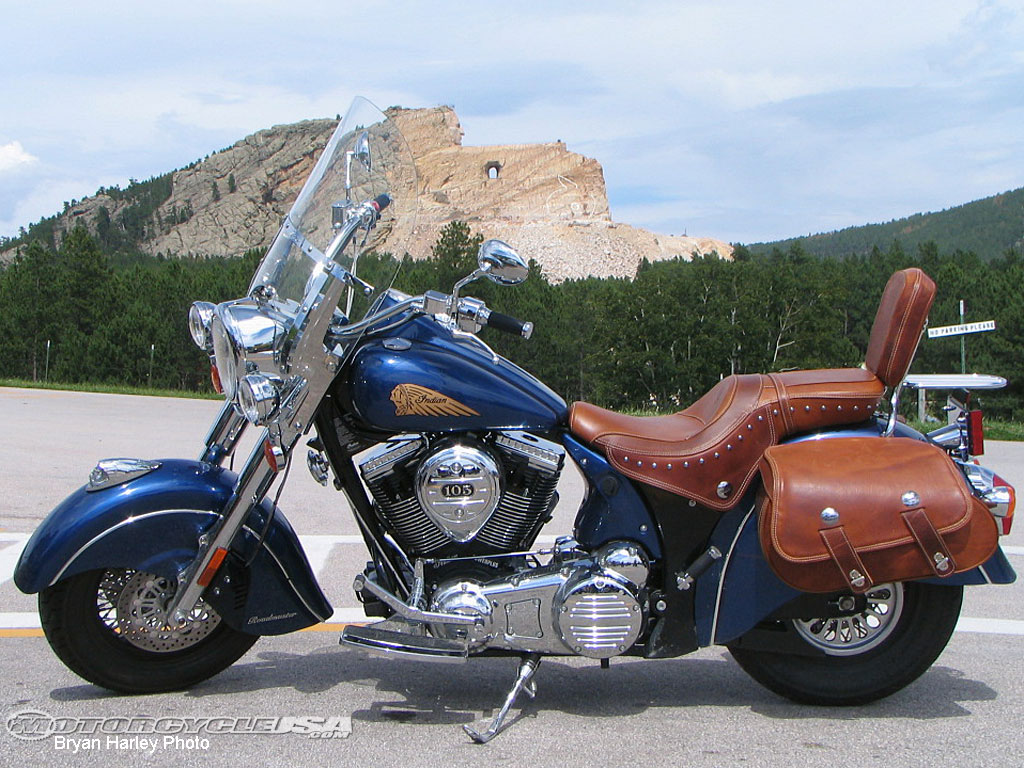 Indian Chief Standard 2010 images #99484