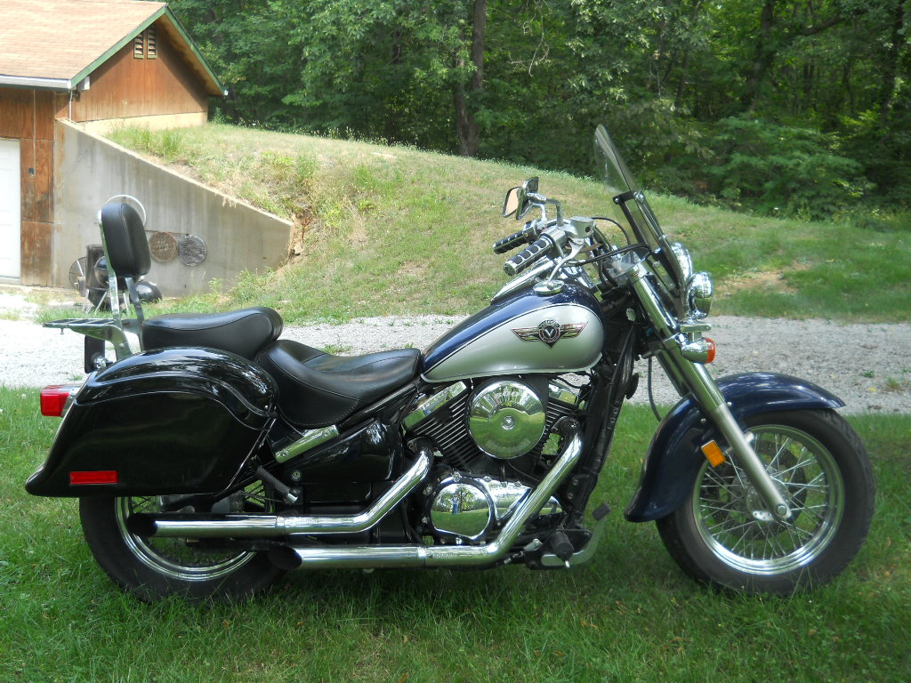 1997 kawasaki vn 800 classic pics specs and information. Black Bedroom Furniture Sets. Home Design Ideas