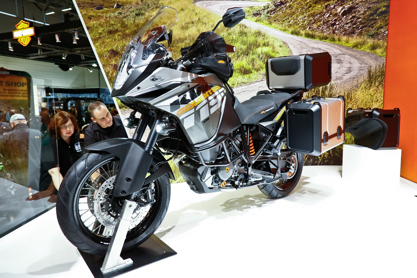 KTM 1190 Adventure R wallpapers #160522