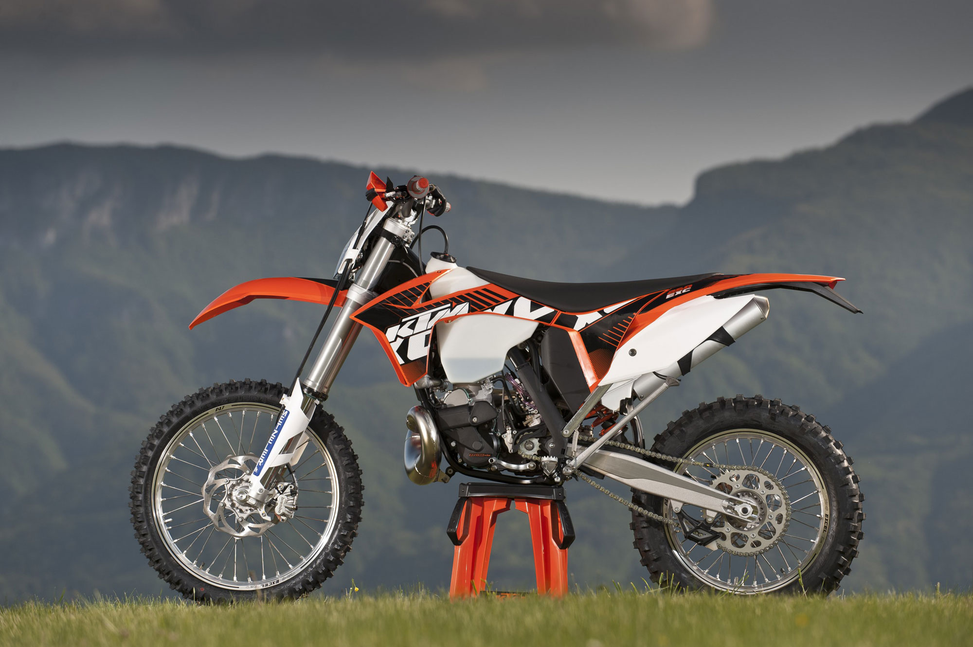 KTM 250 EXC-F SixDays wallpapers #161314