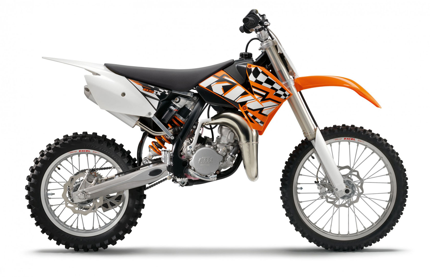 KTM 85 SX 19/16 2011 wallpapers #135033