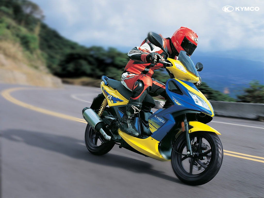Kymco Super 9/50 2010 images #100968