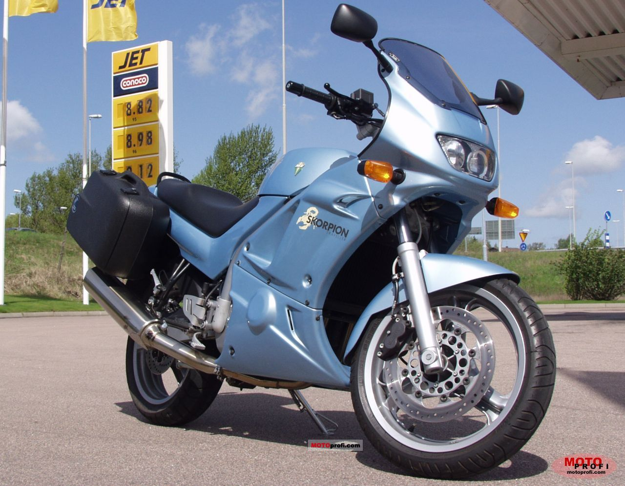 MZ Skorpion 660 Sport 1995 images #116471