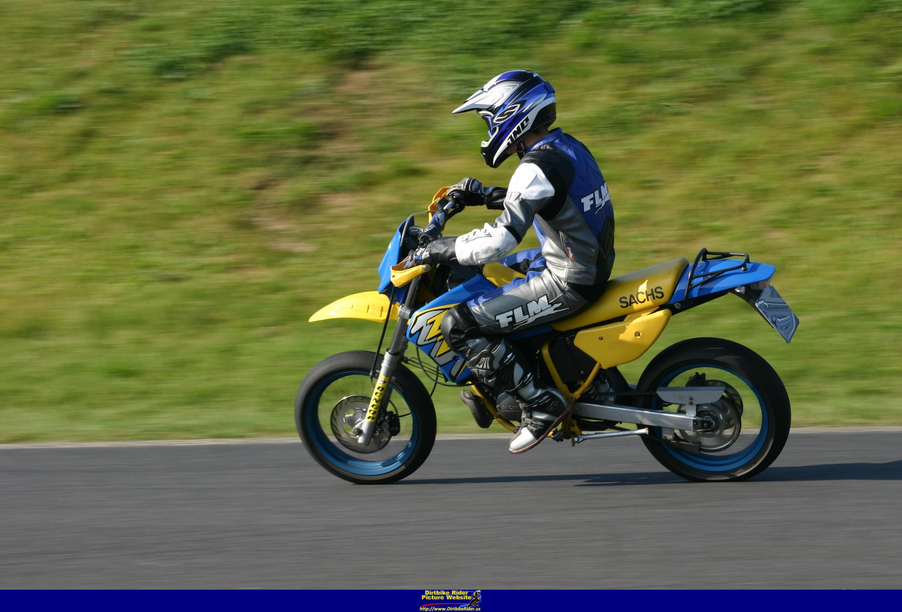 Sachs ZZ 125 1999 wallpapers #141086