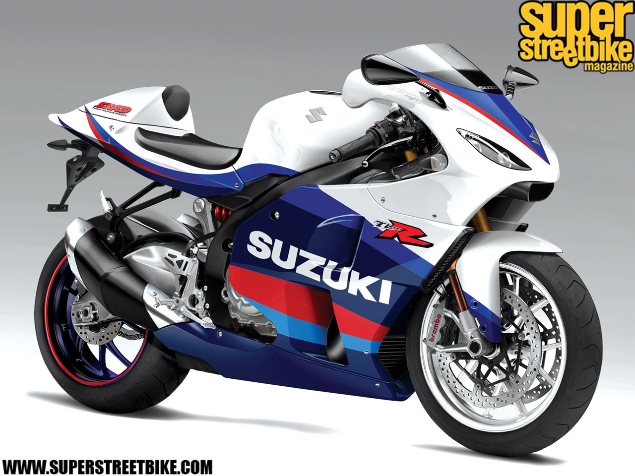 Suzuki TL 1000 R 2003 wallpapers #135331