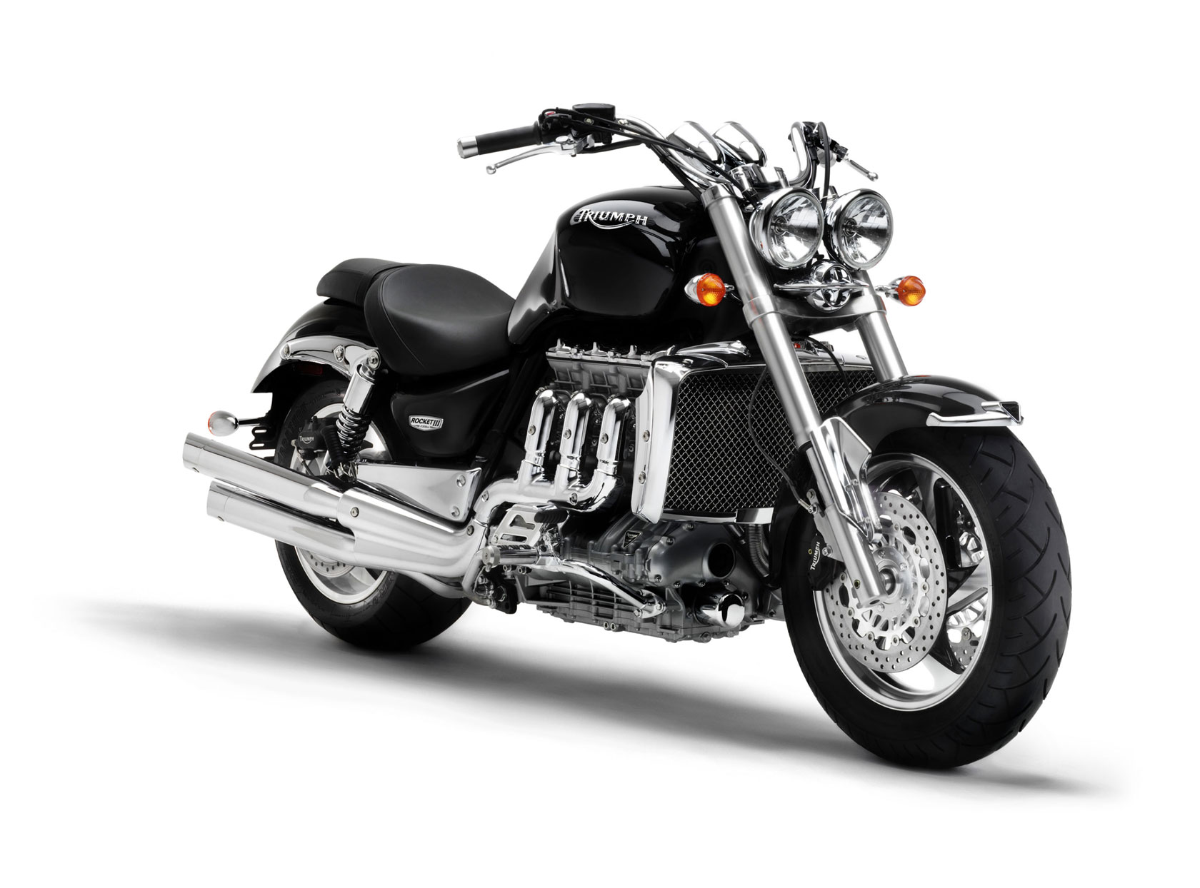 Triumph Rocket III 2004 images #125248
