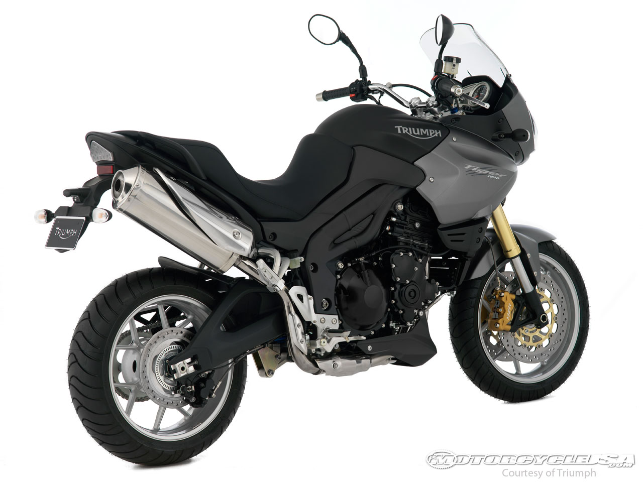 Triumph Tiger Special Edition 2010 images #126639