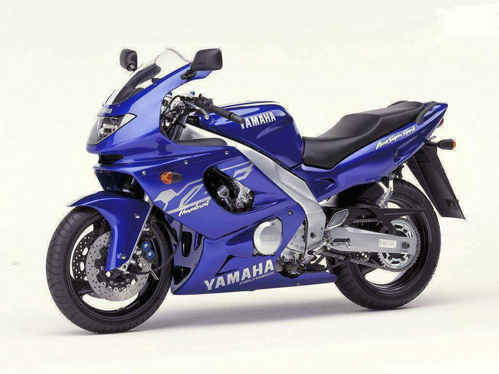 Yamaha YZF 600 R 2003 wallpapers #135929
