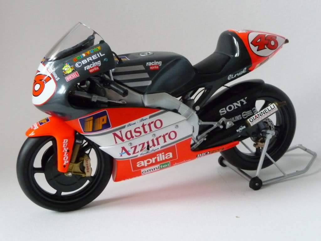 Aprilia RS 125 1998 wallpapers #171329