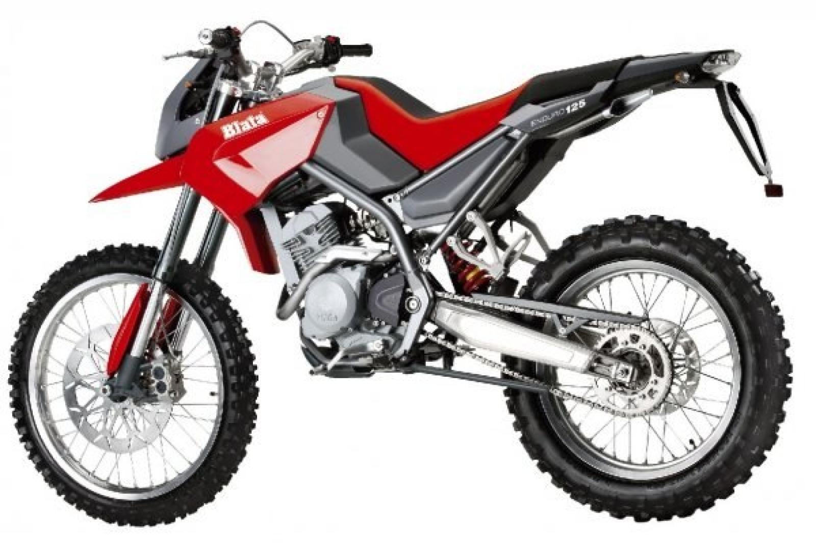 Blata Enduro 125 2007 wallpapers #137611
