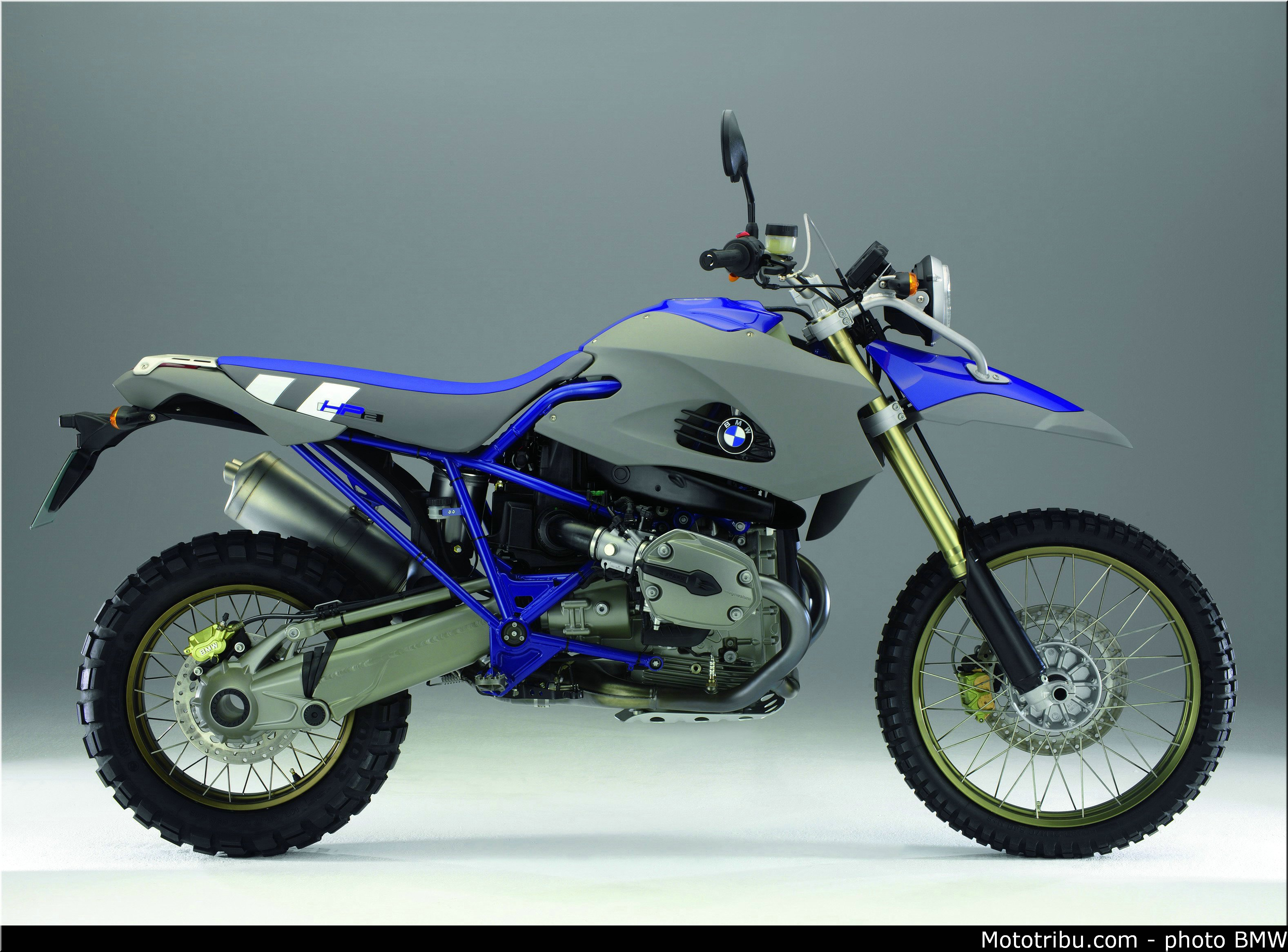 BMW HP2 Enduro images #8161