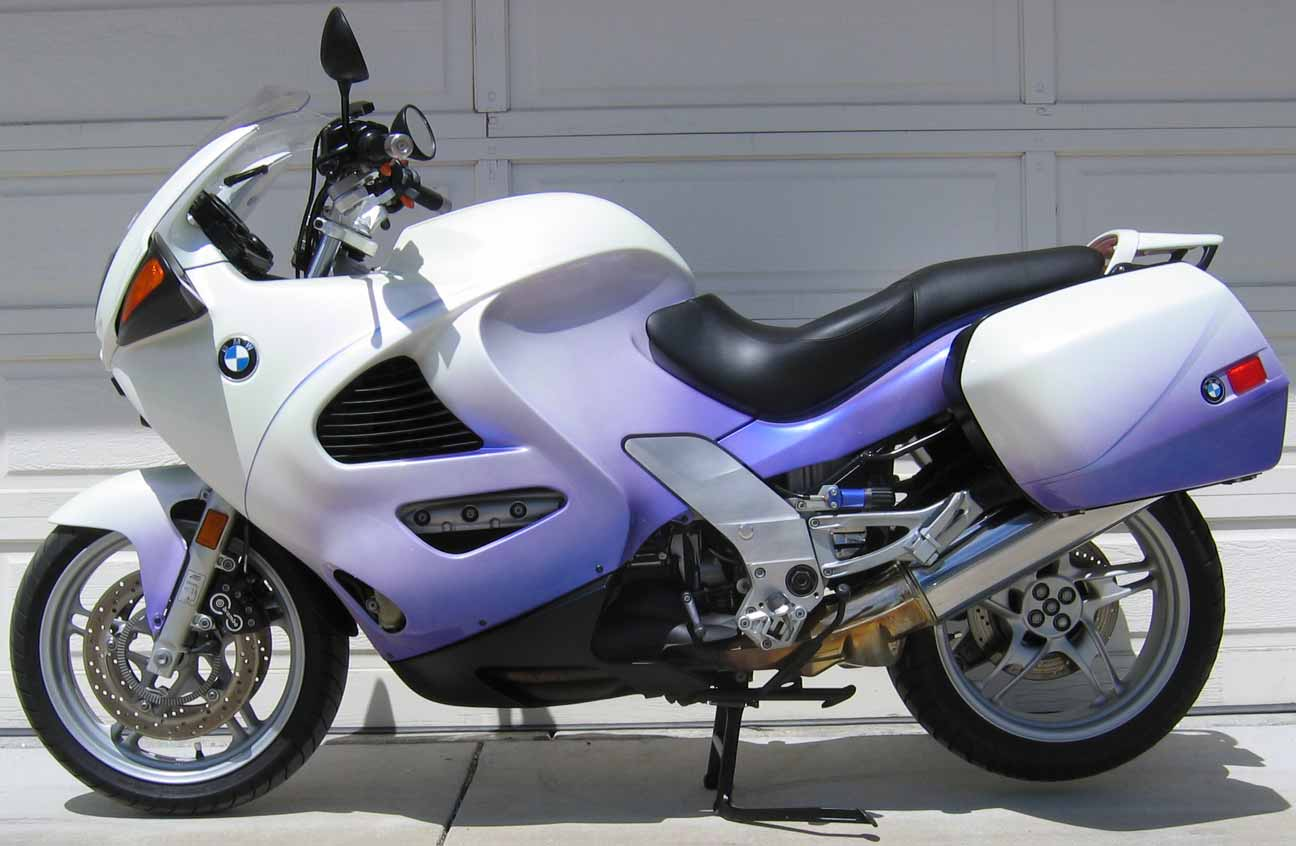 BMW K1200RS 2005 images #7676