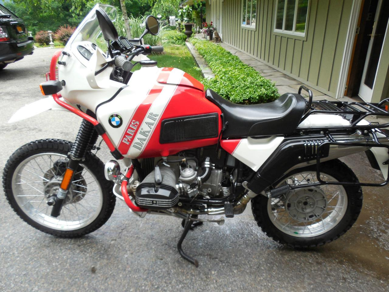 BMW R100GS 1989 images #155165