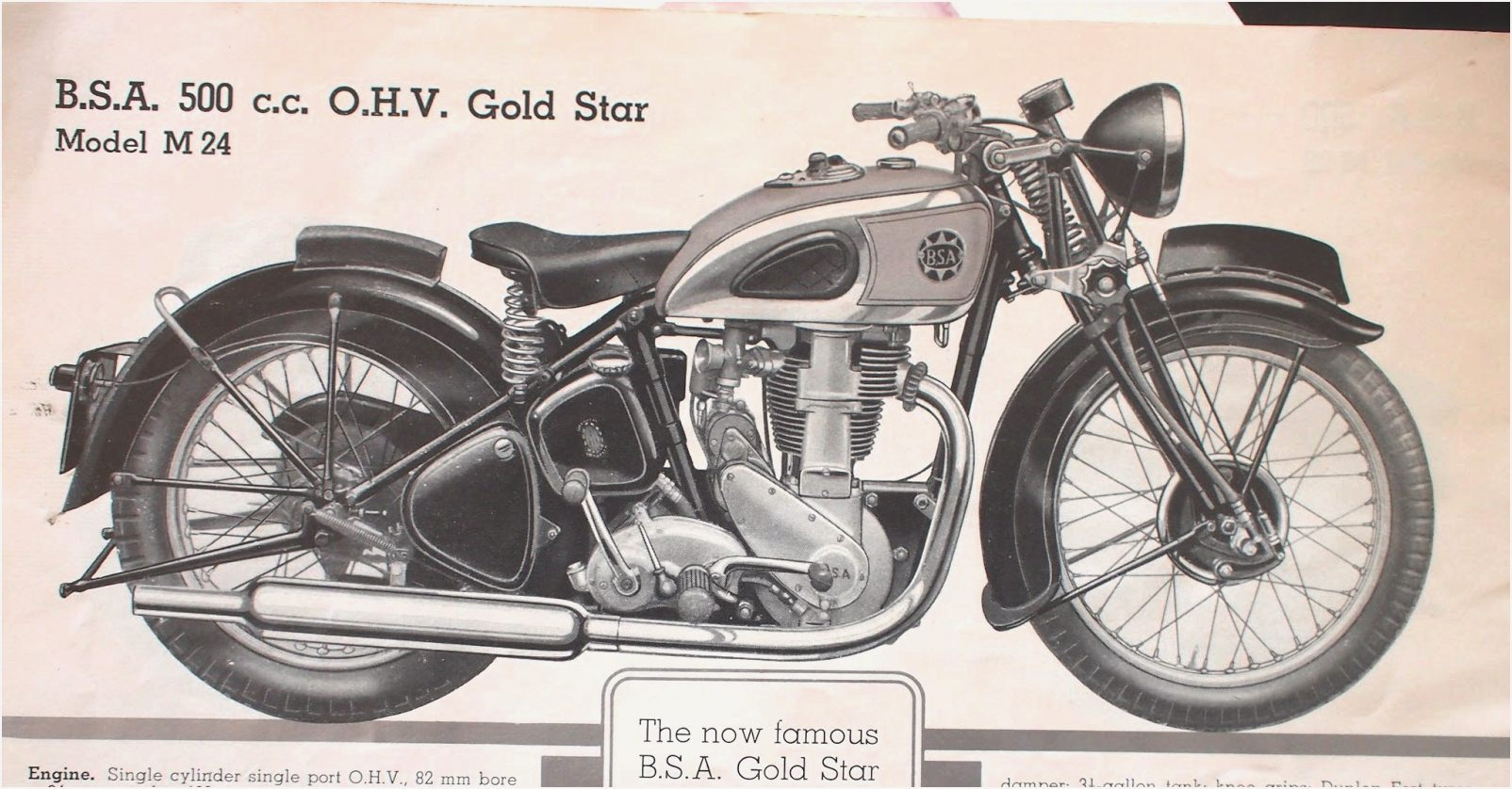 BSA SR 500 Gold images #93134