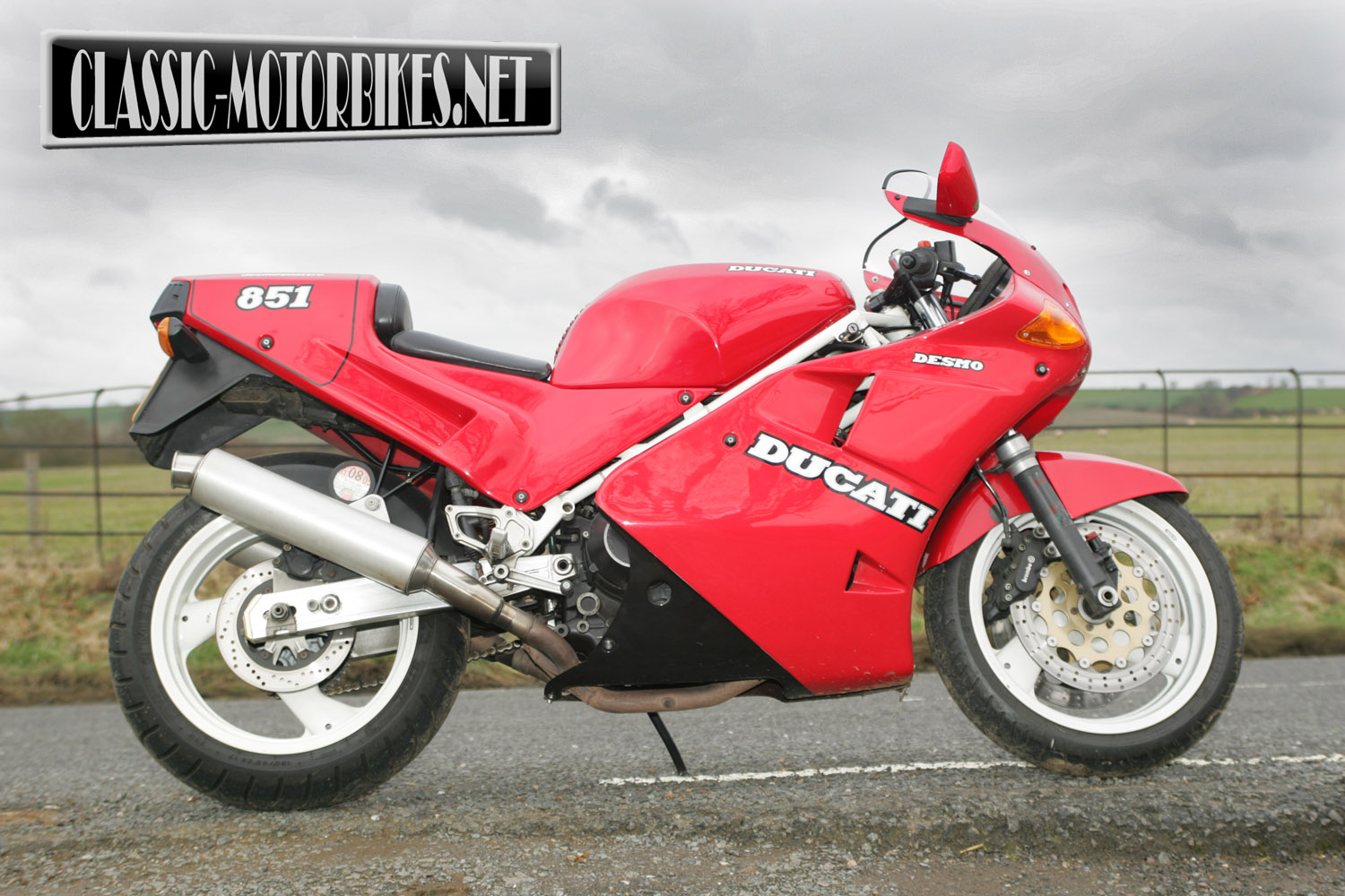 Ducati 851 SP 3 wallpapers #10644