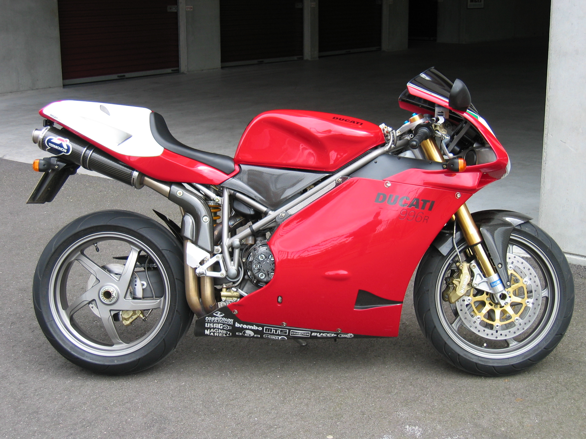 Ducati 996 R wallpapers #11043