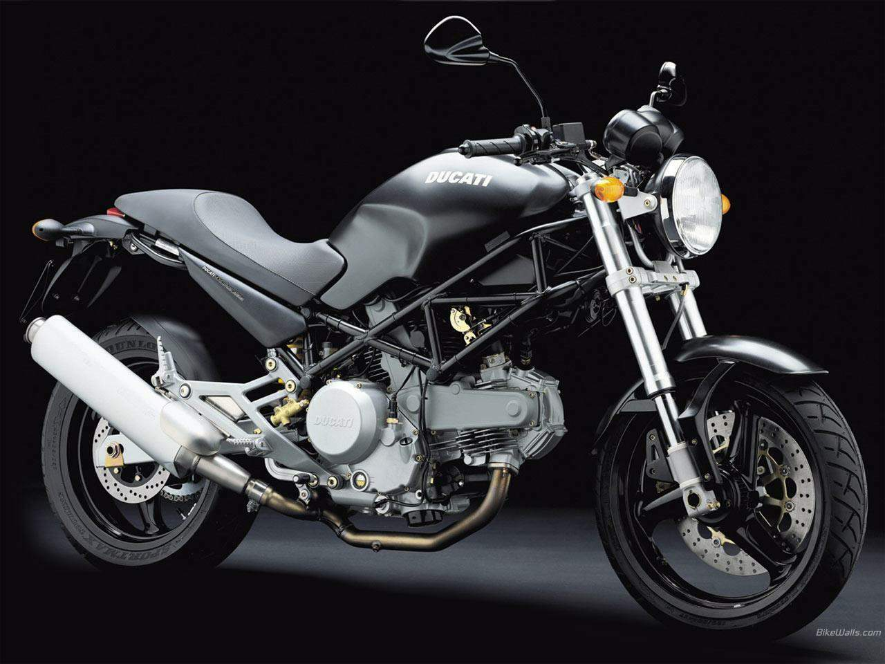 Ducati M 750 Dark wallpapers #12730