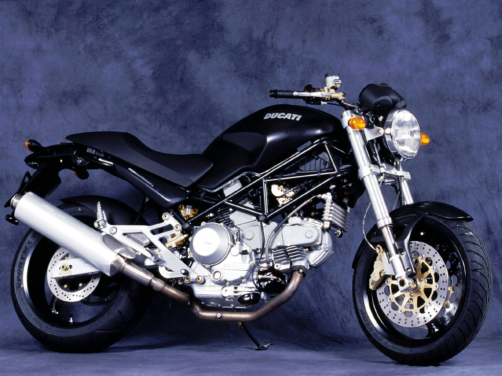 Ducati Monster 750 2002 wallpapers #11936