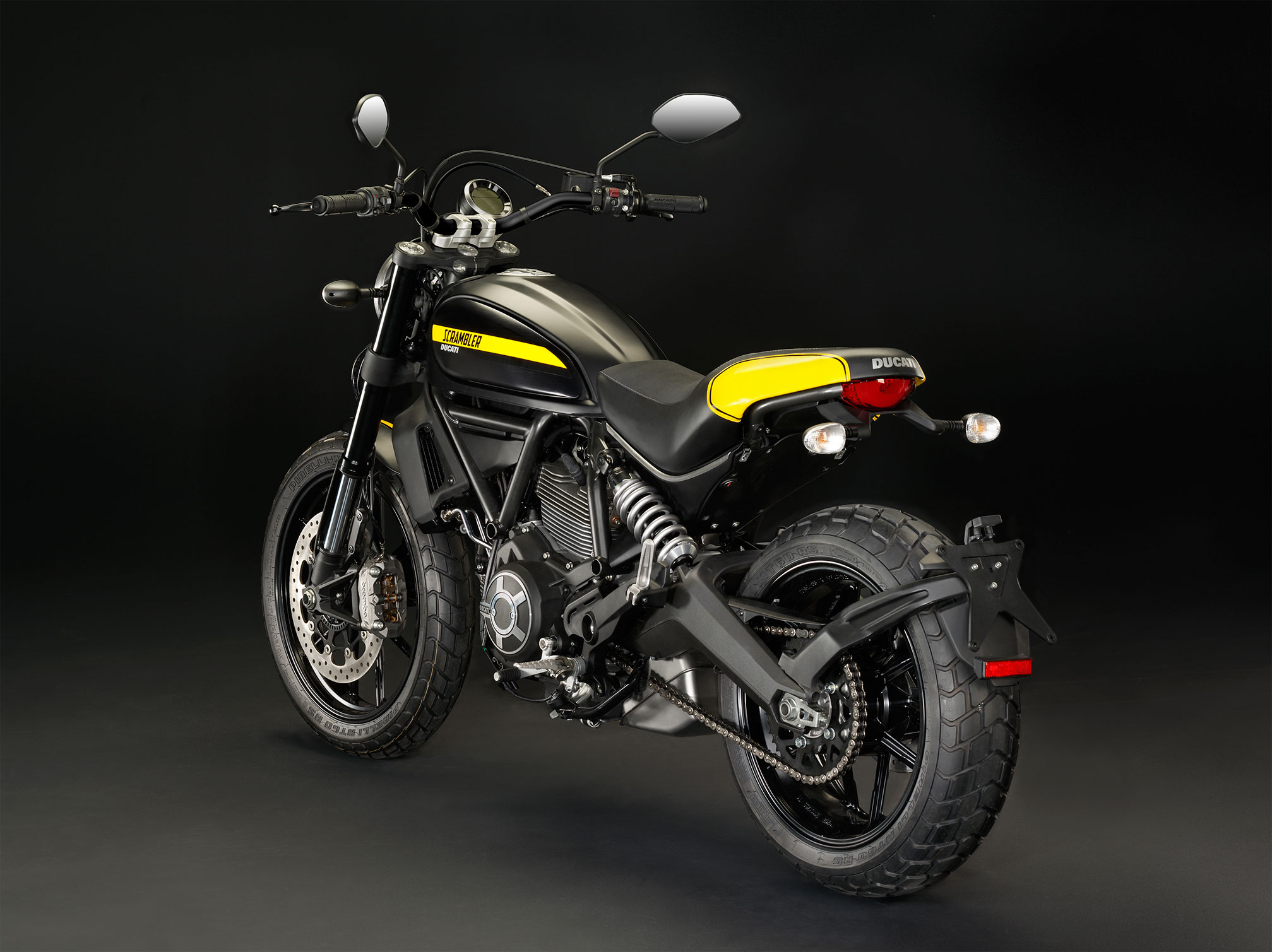 Ducati Scrambler Full Throttle 2015 wallpapers #13427