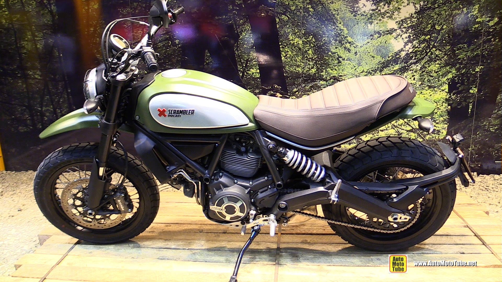 Ducati Scrambler Urban Enduro 2015 wallpapers #13526