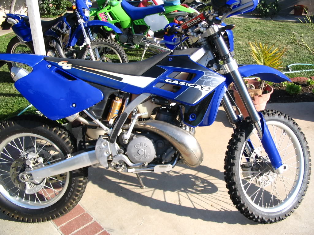 GAS GAS EC 50 Rookie 2002 images #94421