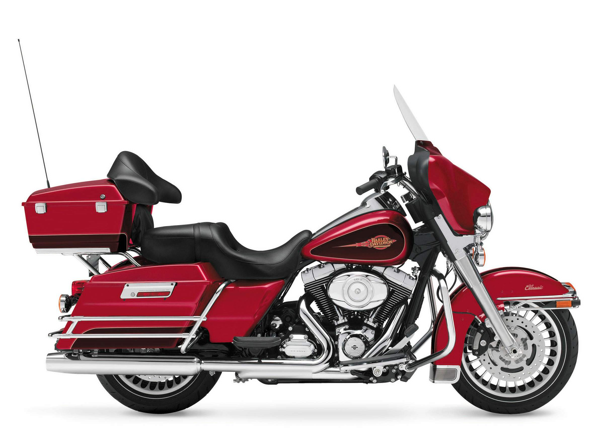 Harley-Davidson FLHTC Electra Glide Classic 2013 pics #19882
