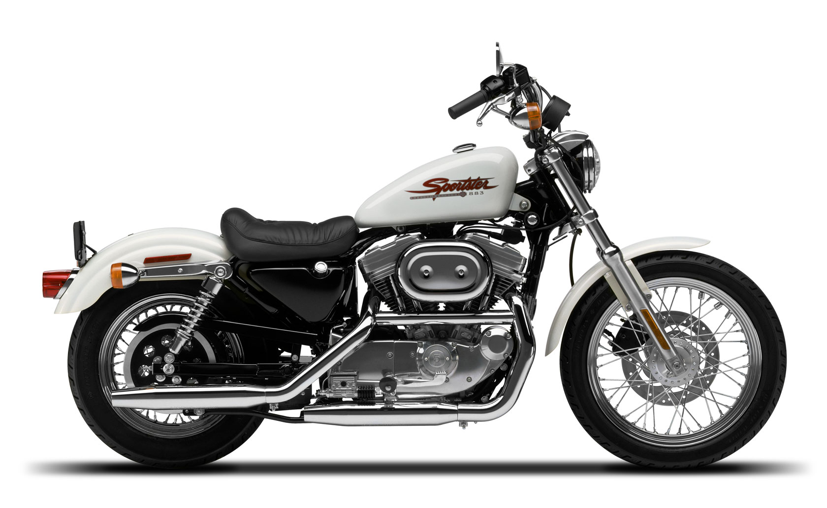 1990 Harley-Davidson XLH 883 Sportster Deluxe pic 3