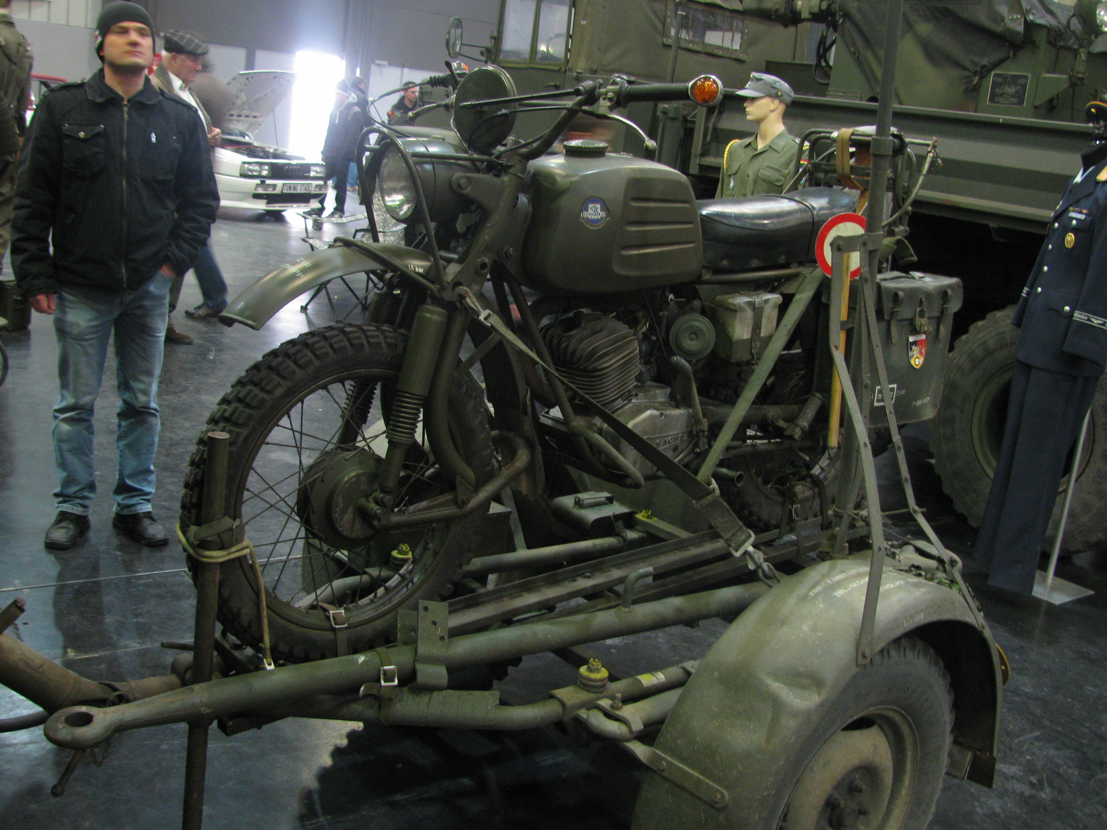 Hercules K 125 Military 1973 images #96508