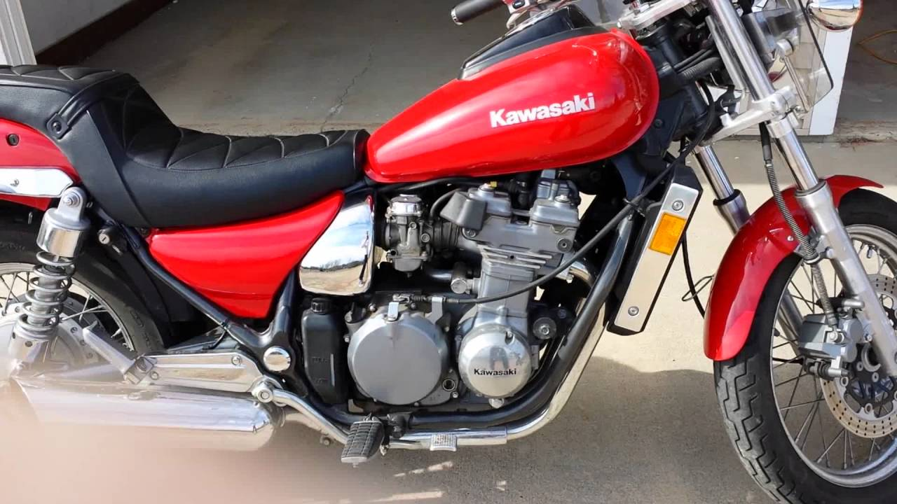 Kawasaki Eliminator 600 1998 images #85489
