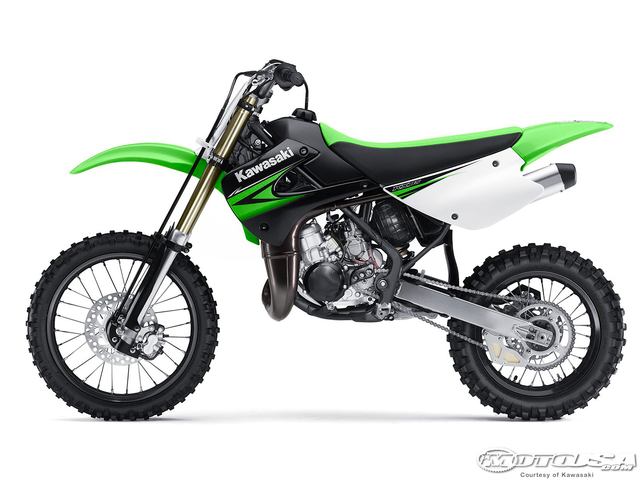 Kawasaki KX 85 2010 wallpapers #134737
